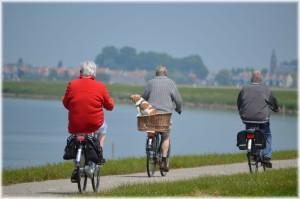 Auch im Alter fit und vital sein für mehr Lebensqualität
