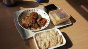 Lunch Boxen für die einfache Mitnahme von Selbstgekochtem